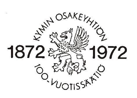 Ankkapurhan töräys 3:sta tukee Kymin Osakeyhtiön 100-vuotissäätiö